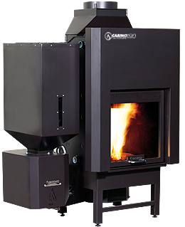 Carinci group for Bruciatore a pellet per forno